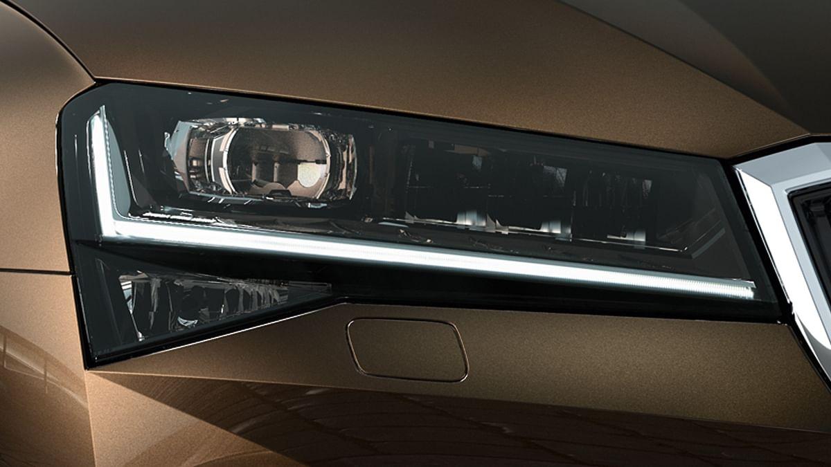 New adaptive LED headlights