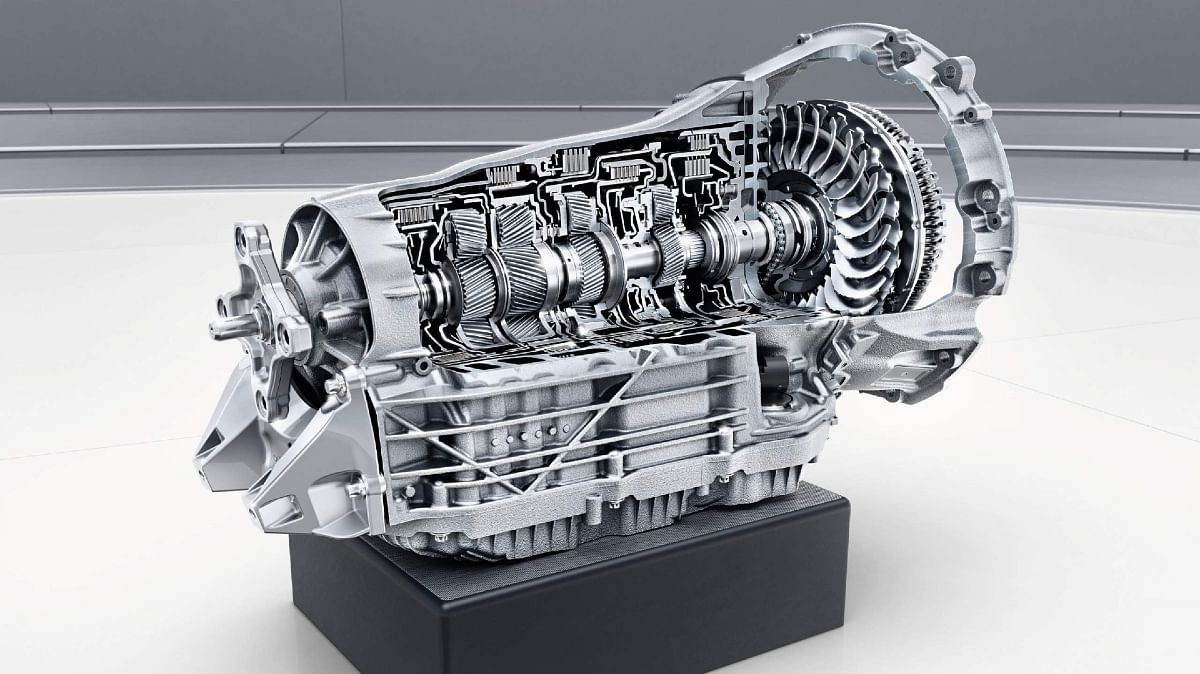 Mercedes-Benz trademarked this name for their torque convertor gearbox