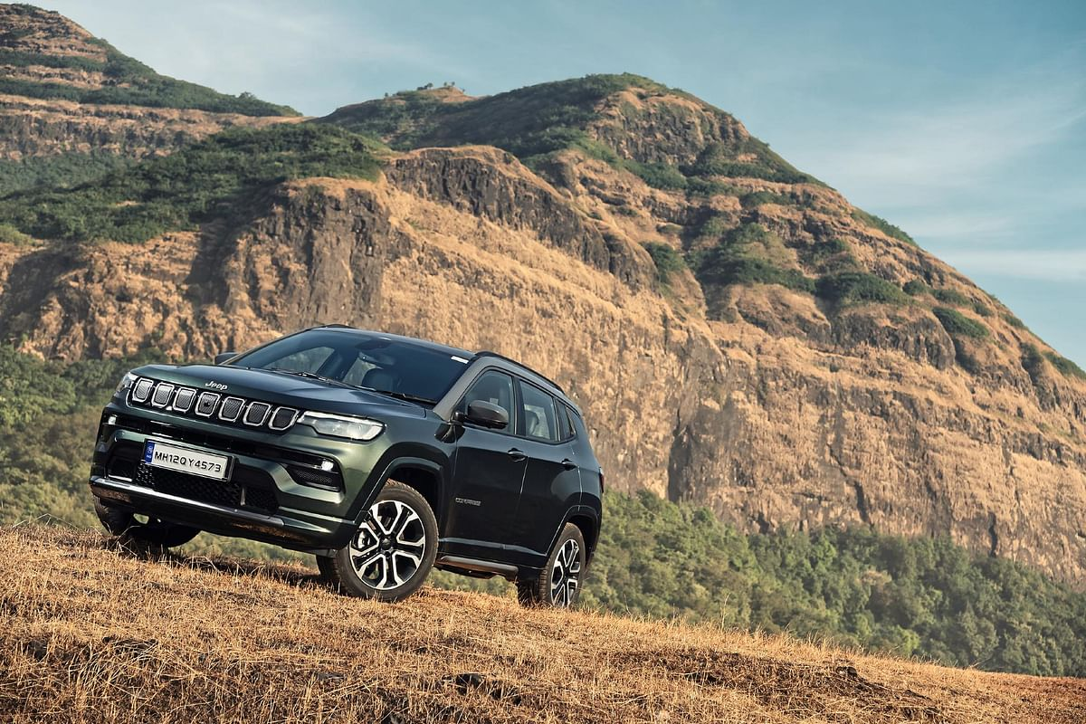 2021 Jeep Compass launched at Rs 16.99 lakh