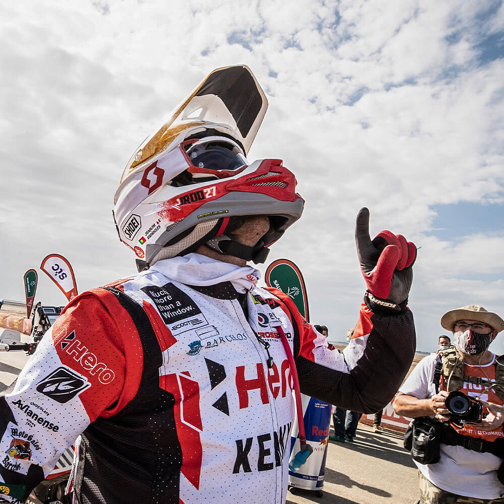 JRod ended the season in P11, his second best Dakar record behind his P10 finish in 2017