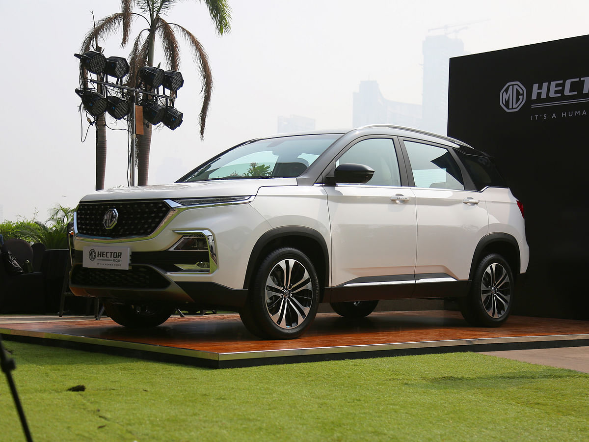 MG Hector 2021 first impressions: Now tailored for India