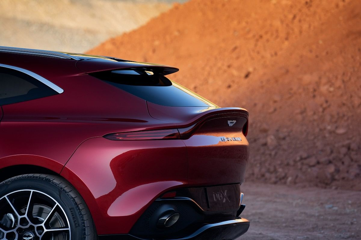 The overall design flows seamlessly from the front-end to the rear where the ducktail spoiler stands out