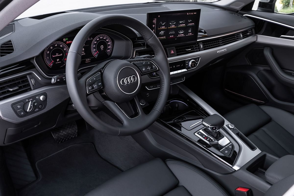 Audi offers S-tronic transmission in most of the cars in the lineup