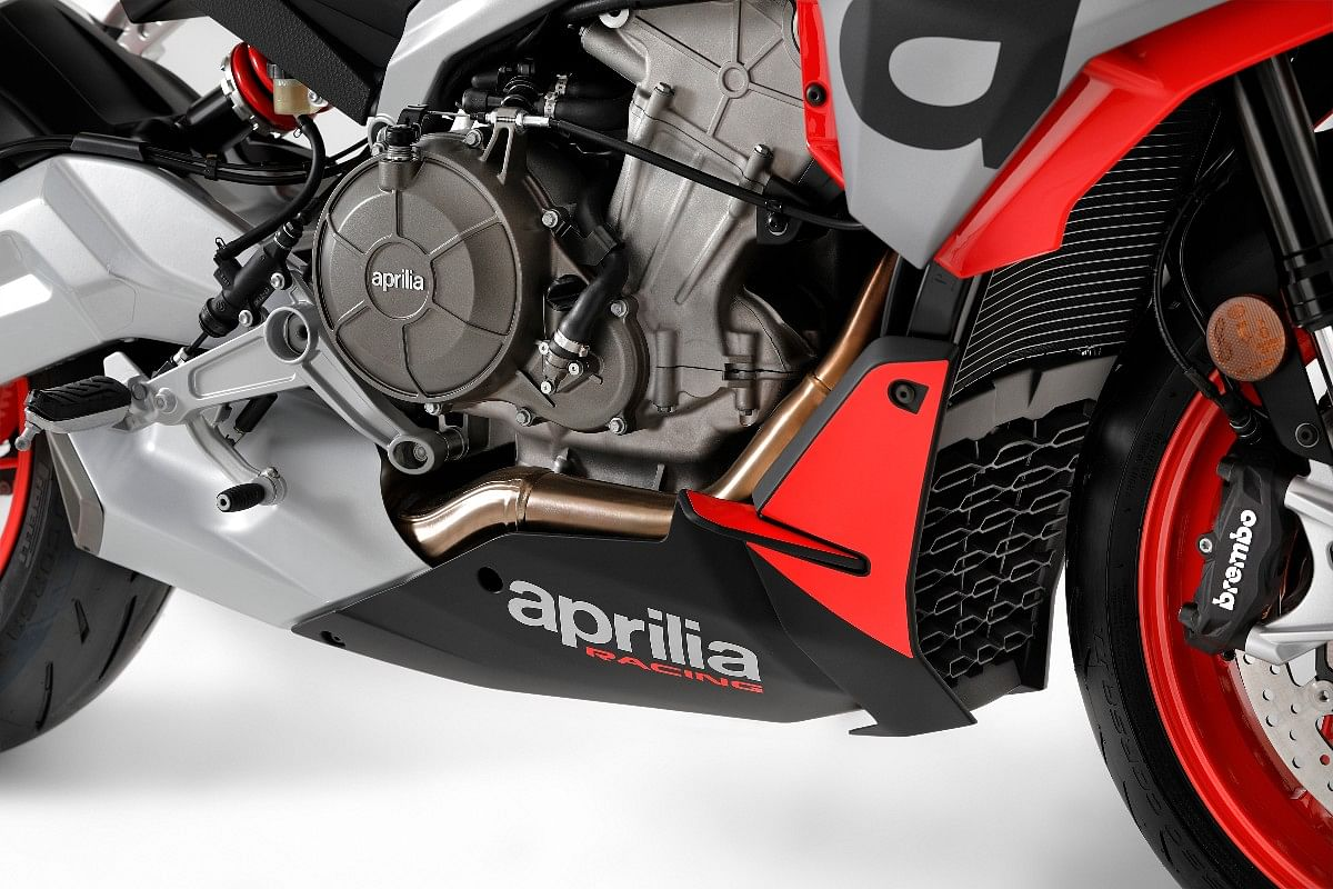 Aprilia Tuono 660 - engine