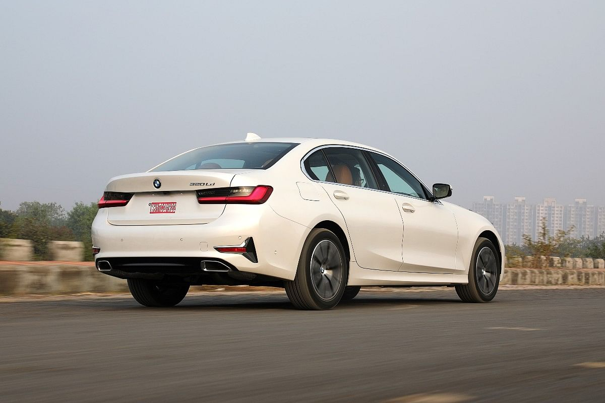 Styling is almost identical to the standard 3 Series