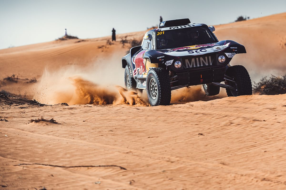 Dakar 2021 | Team X-Raid Mini JCW's Buggy vs Rally vs All4 racing car