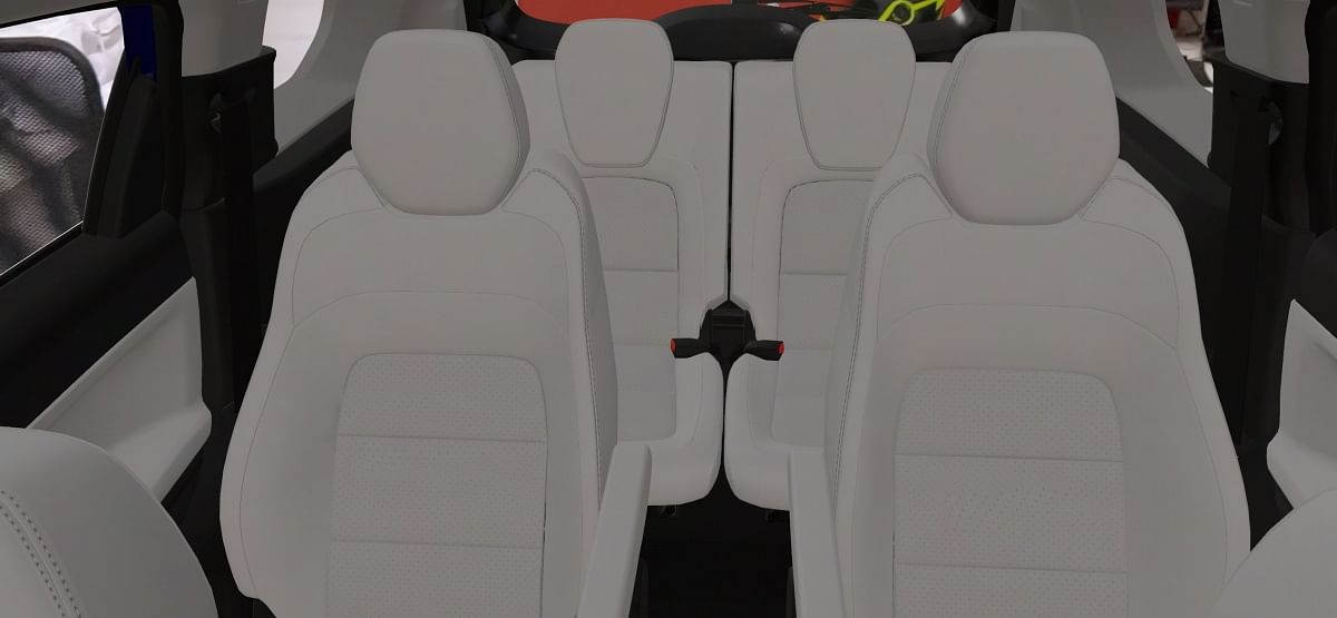 A six-seat version of the Safari