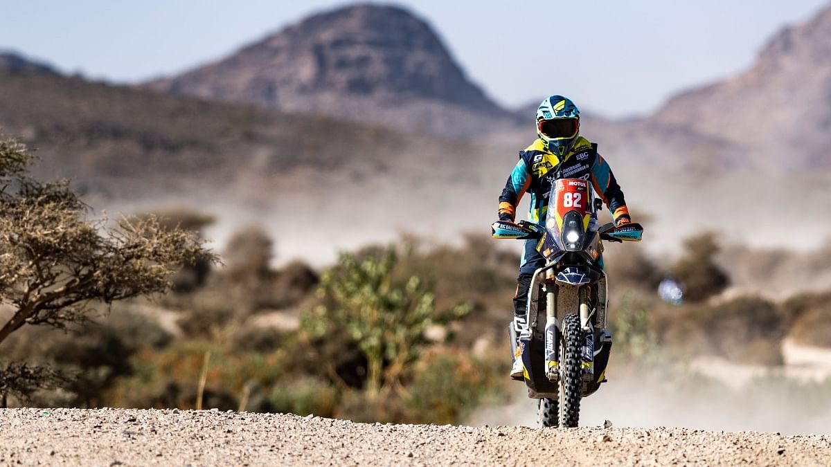 Original by Motul —  the toughest category in the 2021 Dakar Rally