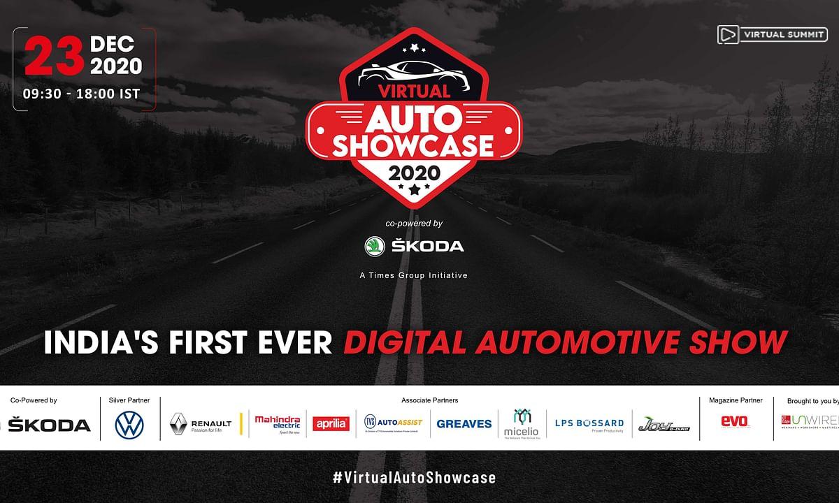 Virtual Auto Show 2020