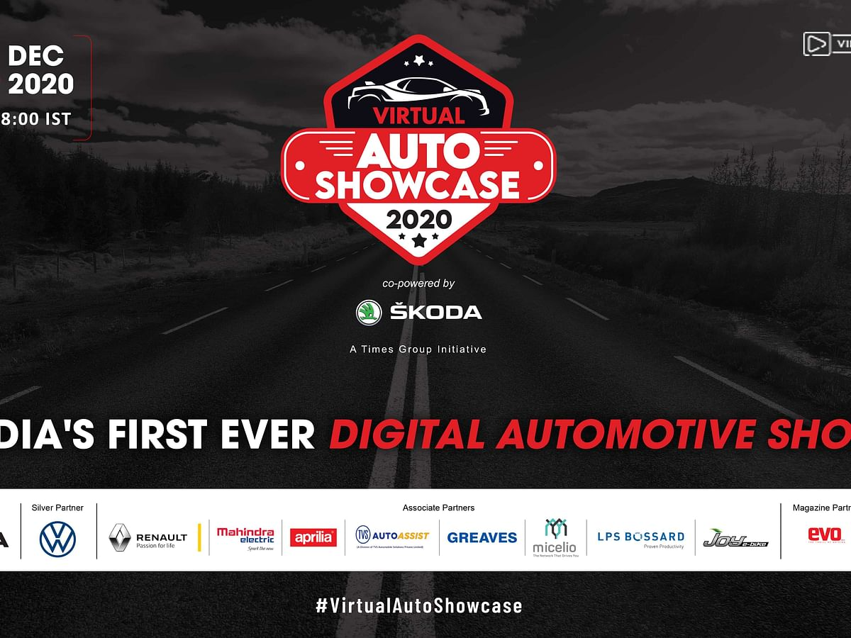 Virtual Auto Showcase 2020: A summary of India's first digital auto show