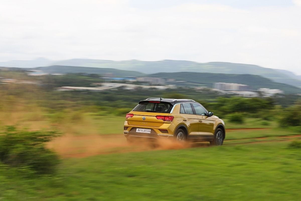 The T-Roc is making a comeback, possibly even a localised?