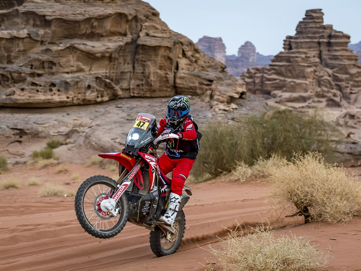 2021 Dakar | Kevin Benavides and Ricky Brabec take the one-two finish for Honda after 34 years