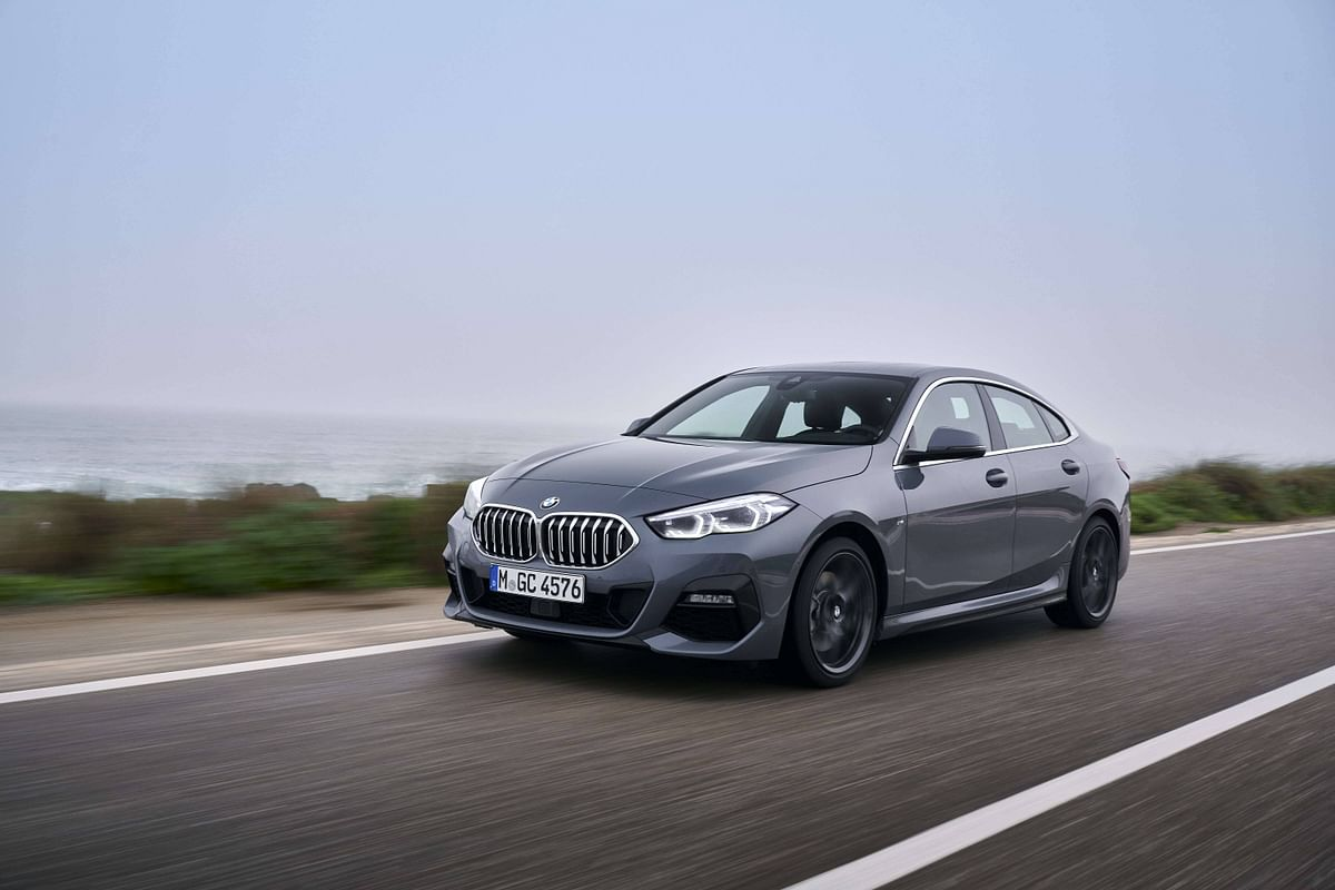 BMW 2 Series Gran Coupe launched in 220i M Sport variant at Rs 40.90 lakh
