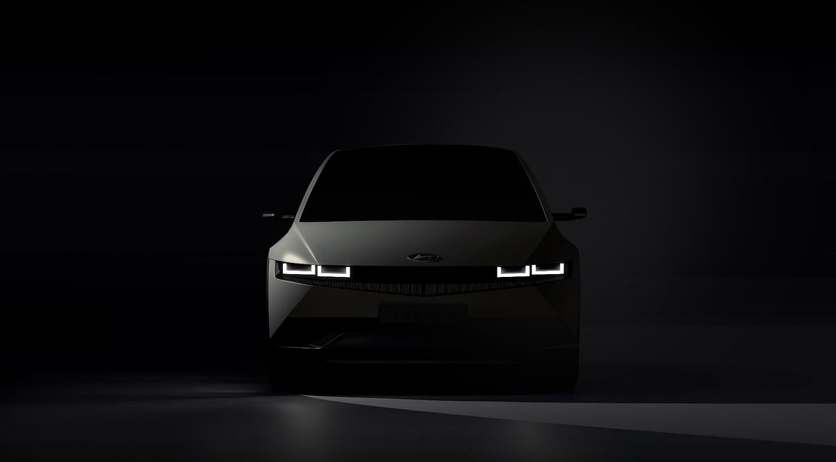 2022 Hyundai Ioniq 5 teased ahead of global reveal in February
