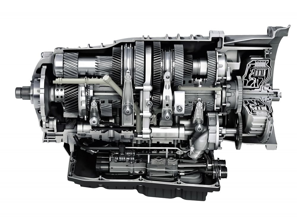 Porsche Doppelkupplungsgetriebe (PDK) is Porsche's brand name for its dual clutch transmission