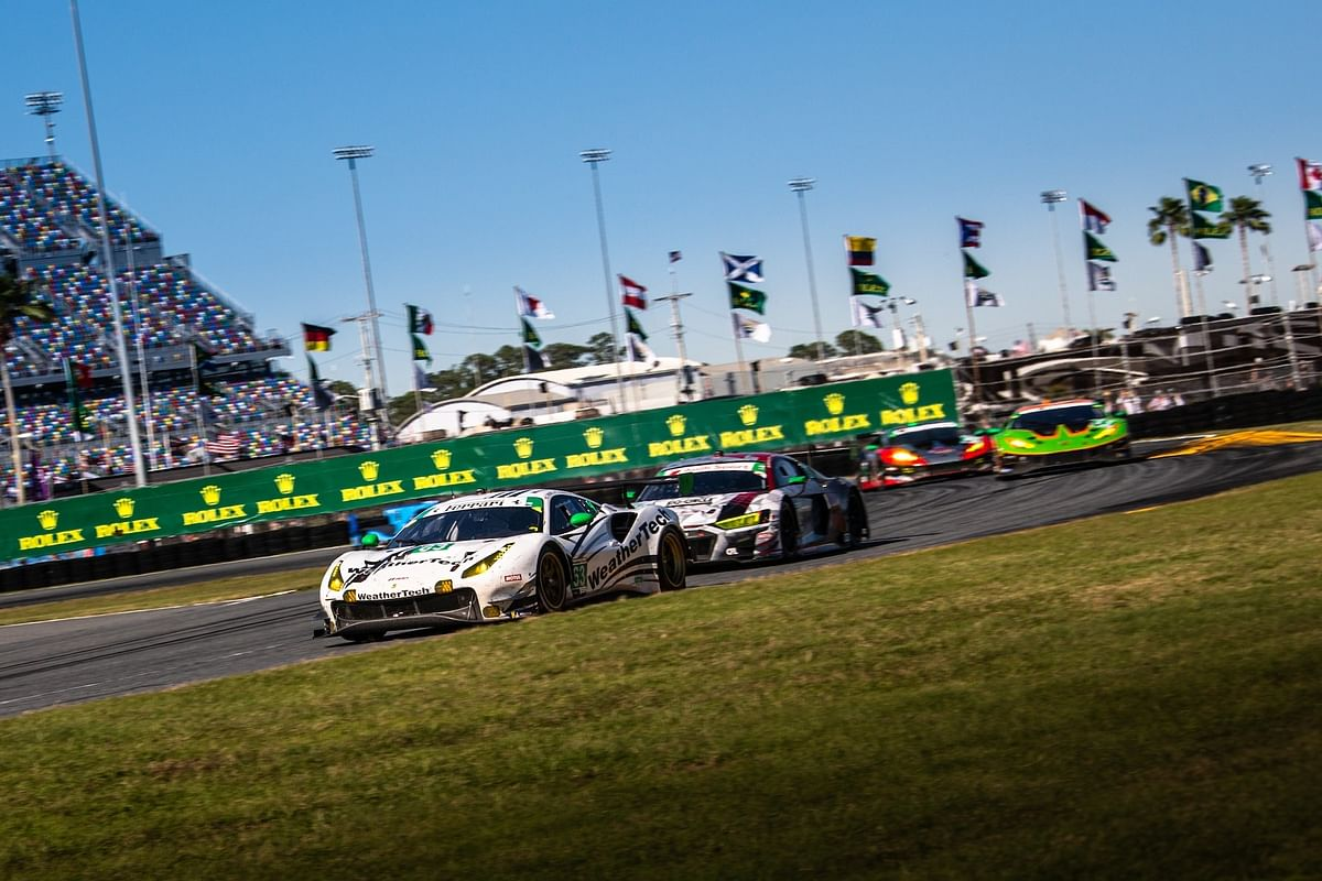 Rolex and the 24 Hours at Daytona