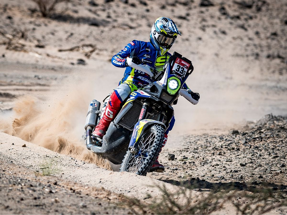Dakar 2021 Stage 7 | Harith secures best results yet