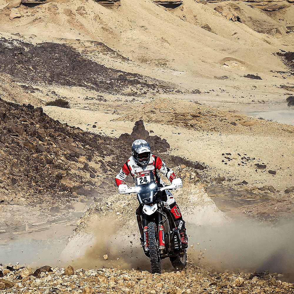 Dakar 2021 Stage 10 | Fourth top 10 stage finish for JRod