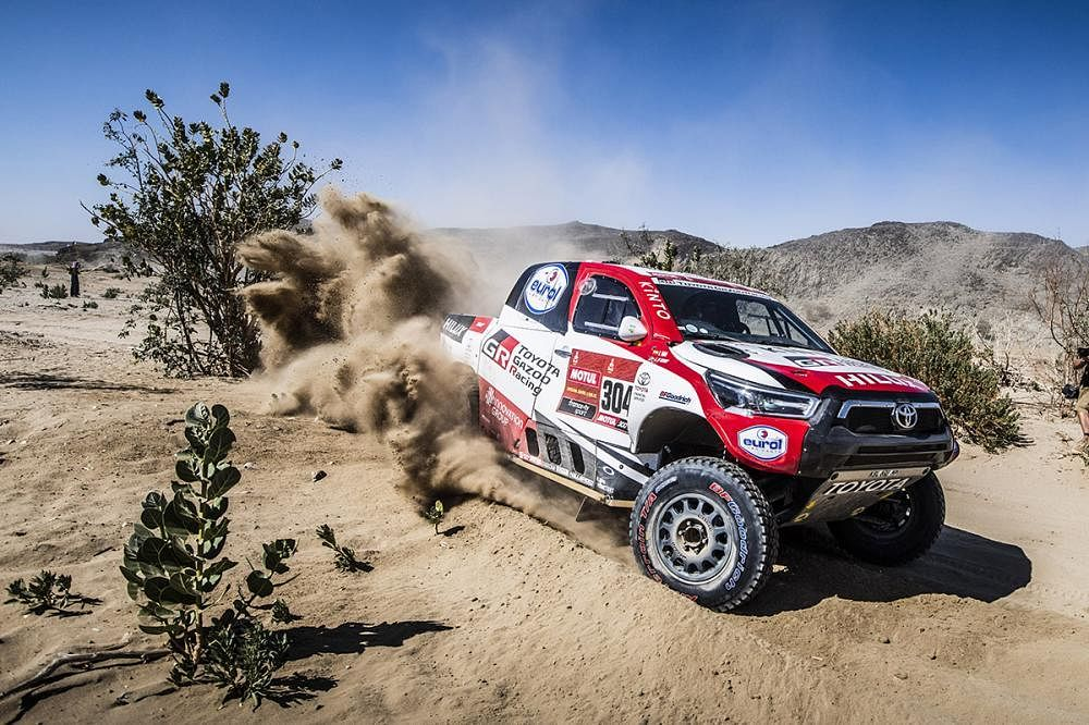 Dakar 2021 stage one report