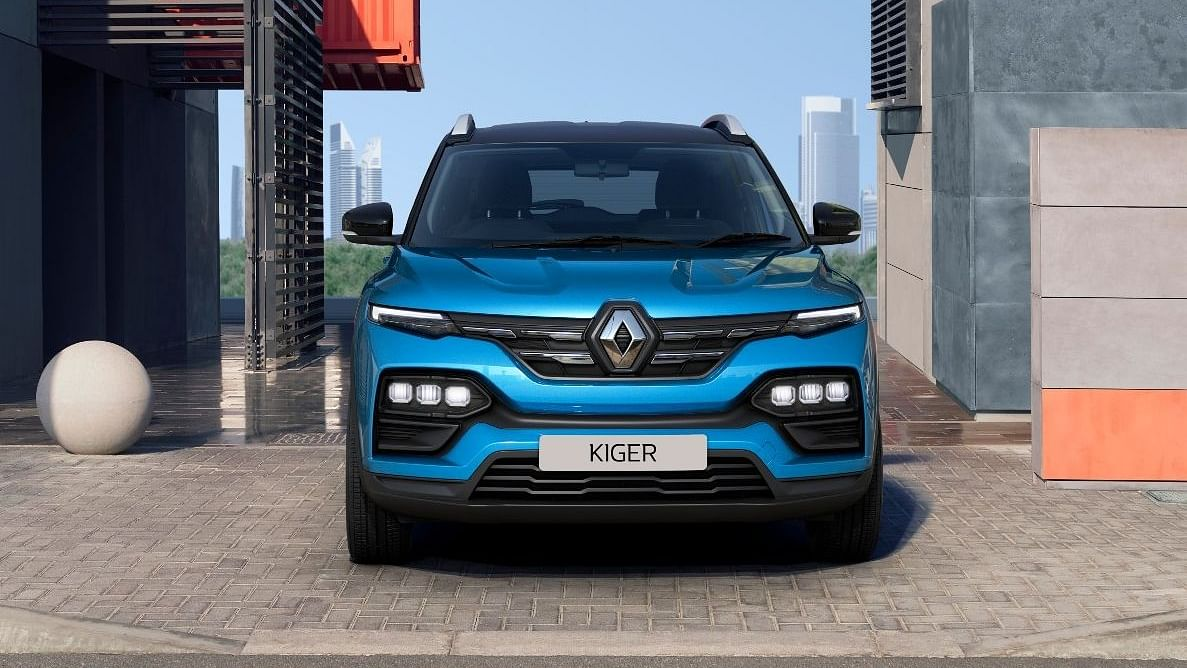 Renault India launches the Kiger at Rs 5.45 lakh