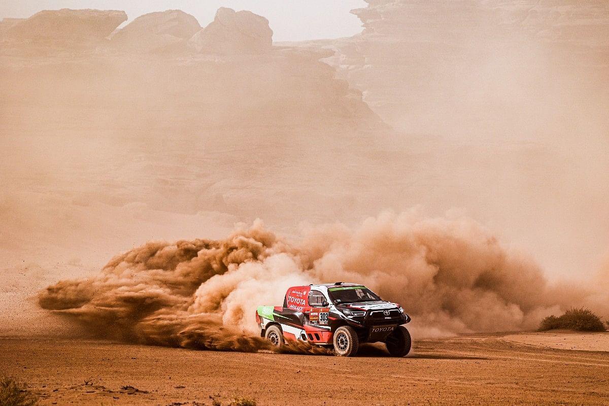 Yazeed Al Rajhi of Overdrive Toyota