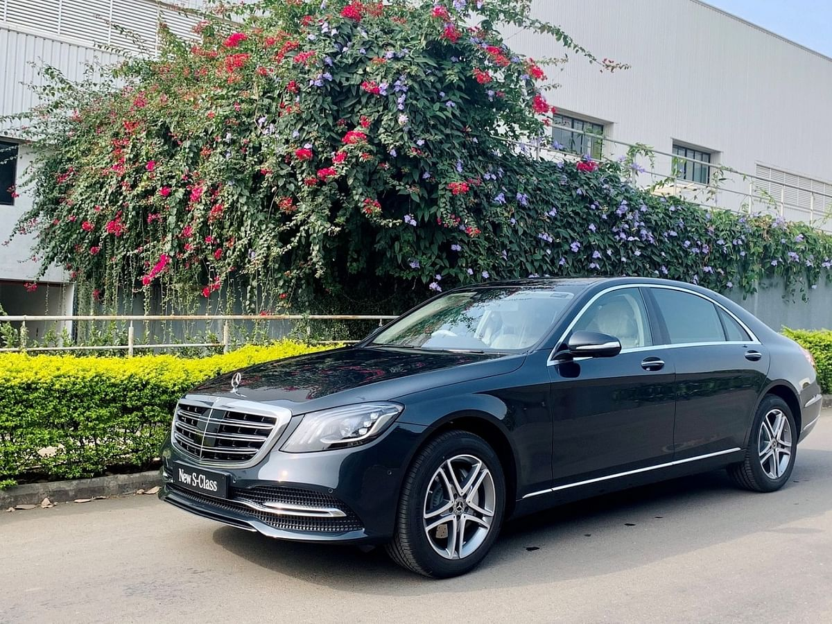 Mercedes-Benz launches S-Class Maestro edition at Rs 1.51 crore