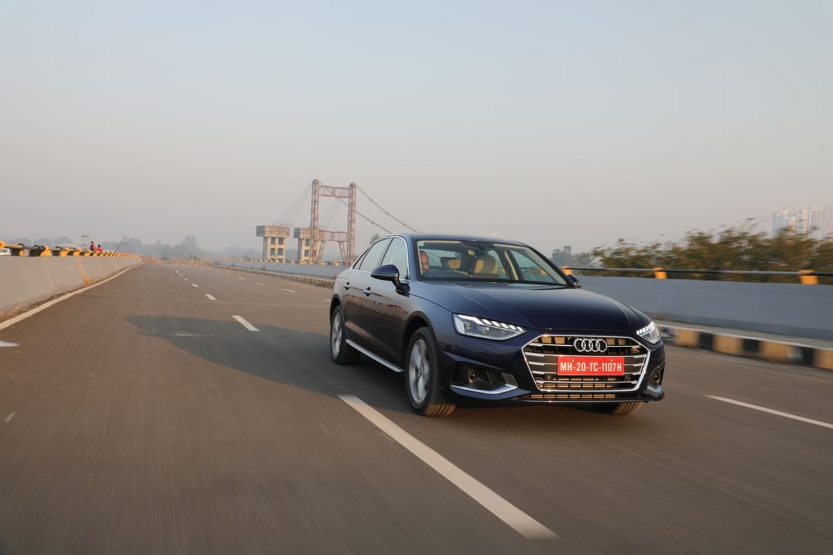 New Audi A4 has been truly refreshed