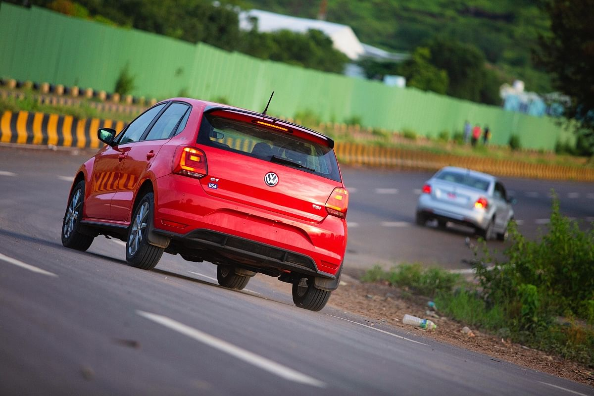 The Polo and Vento TSI have been selling rather well!