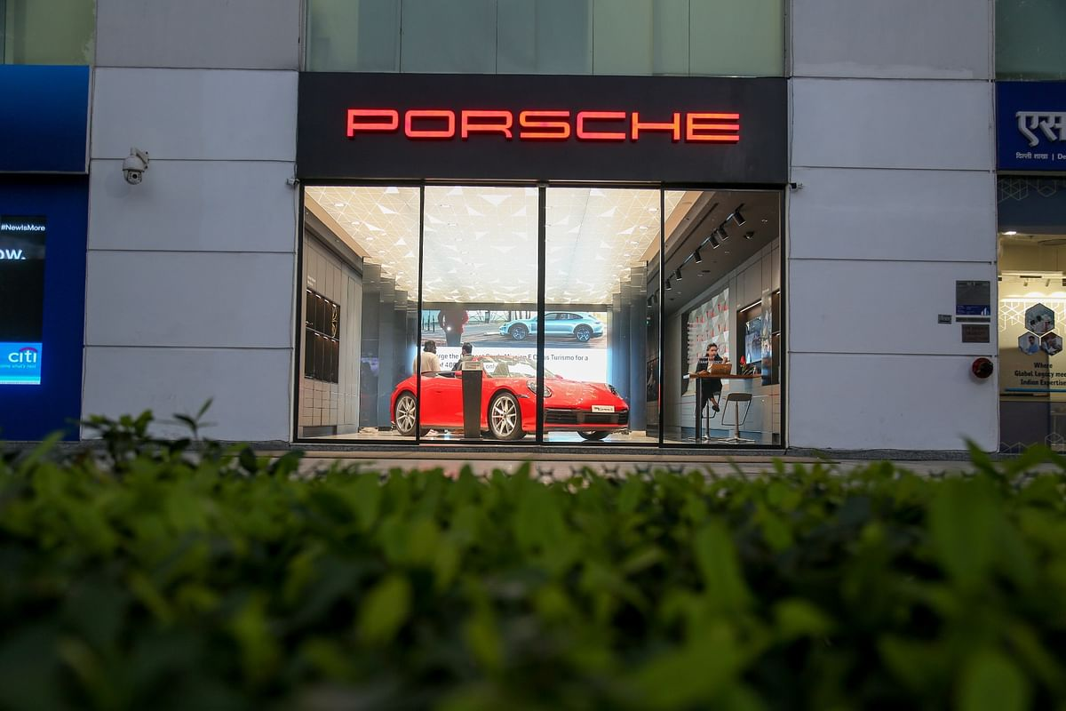 Porsche's exclusive experience centre: Porsche Studio, now in India