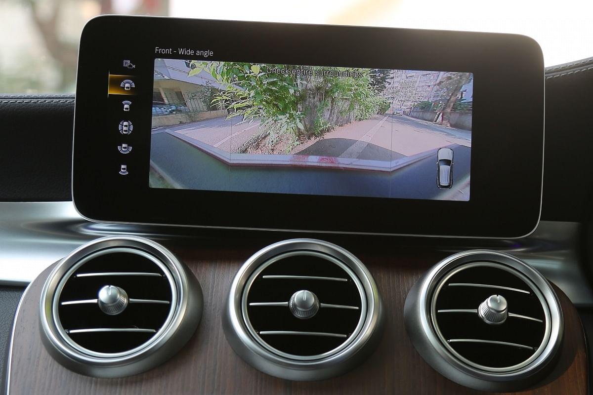 360-degree cameras offer quite a few different views