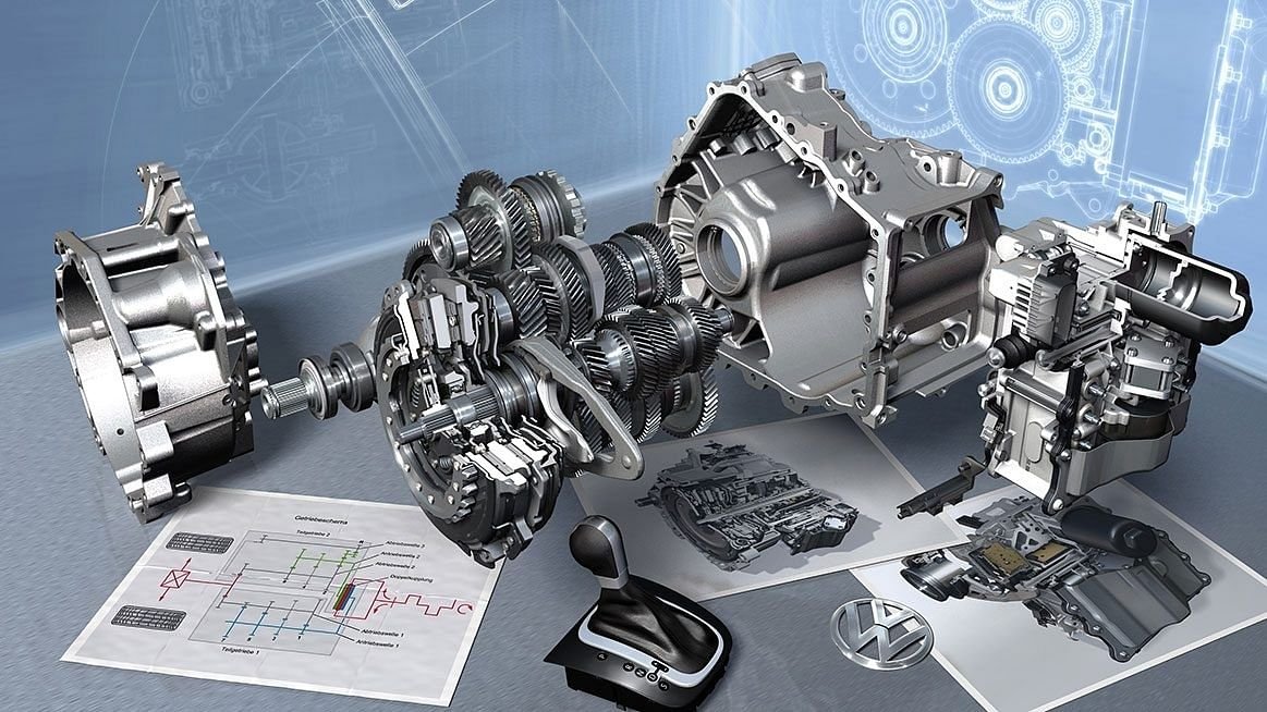 Volkswagen introduced the DSG box, which has similar mechanism to a motorcycle's wet multi clutch-plate