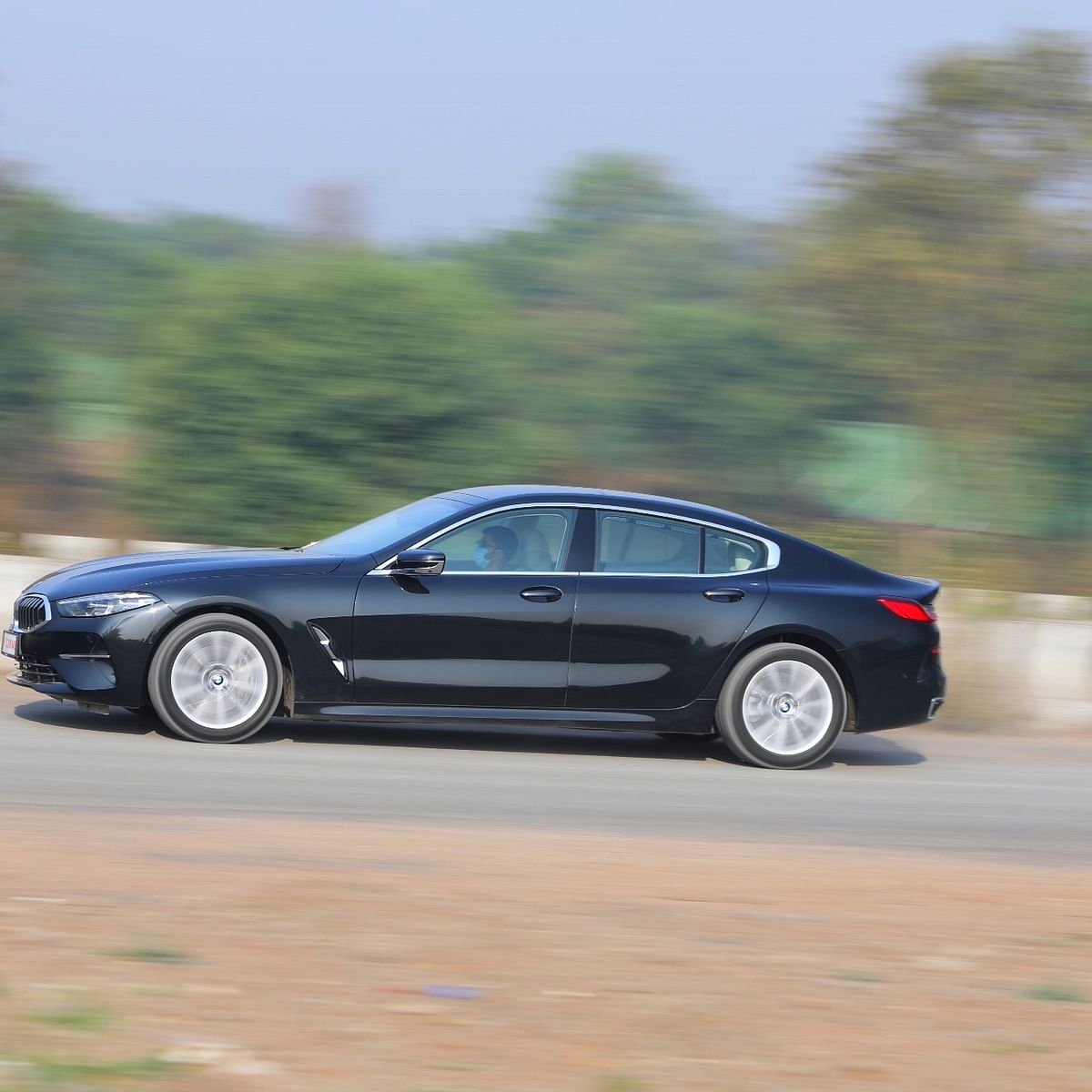 BMW 8 Series Gran Coupe: First Drive