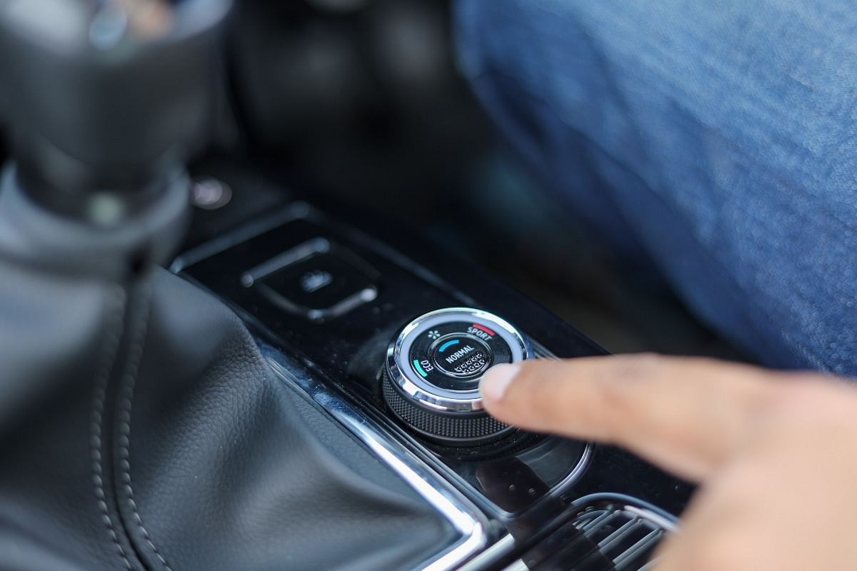 Renault Kiger gets three drive modes — Normal, Eco and Sport