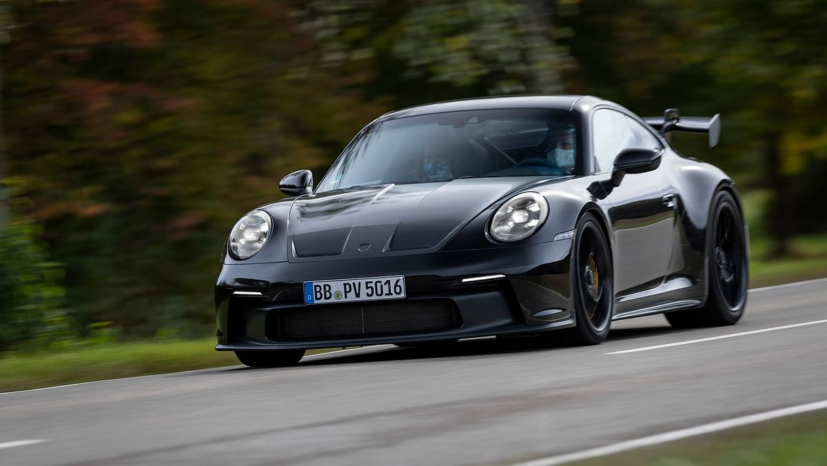 2021 Porsche 911 GT3 – GT division's first 992 to be revealed Feb 16