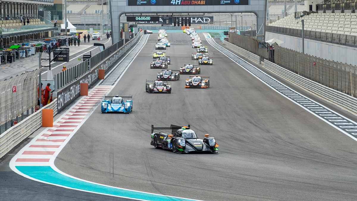 Racing Team India finishes fifth in the Asian Le Mans Series championship
