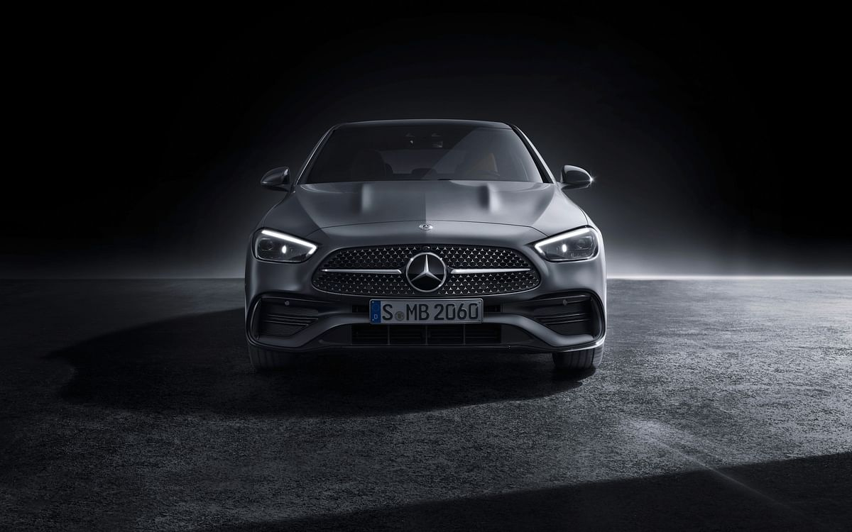 2021 Mercedes C-Class revealed – all-new 3 Series rival to channel S-Class luxury