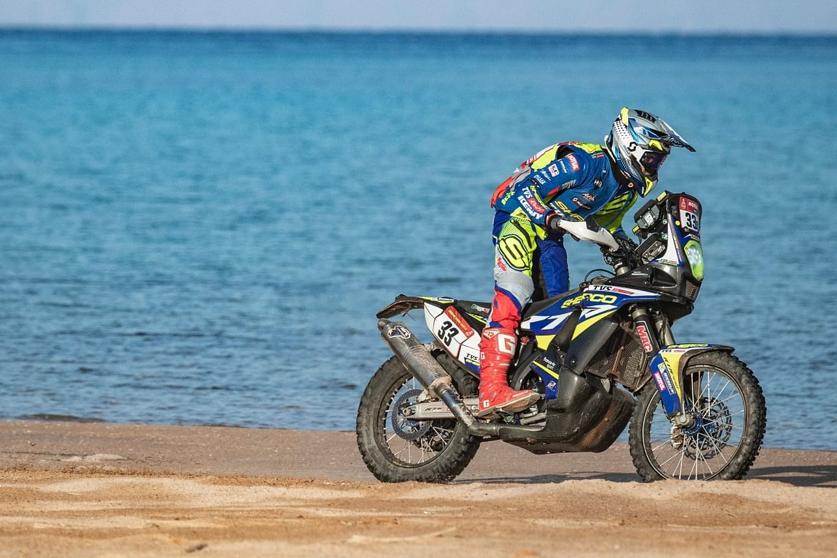 The 2021 Dakar in Saudi Arabia offered more than just sand dunes