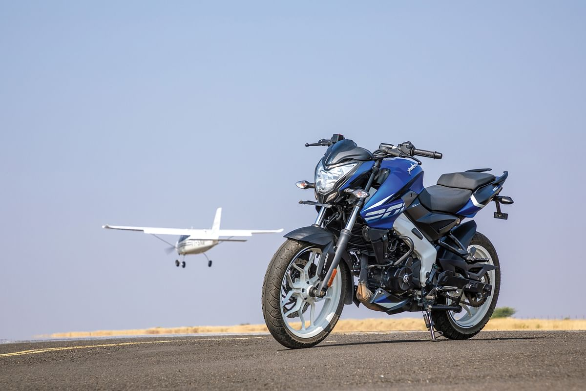 The Bajaj Pulsar NS 200 stands apart from all the rivals with a host of segment-first features