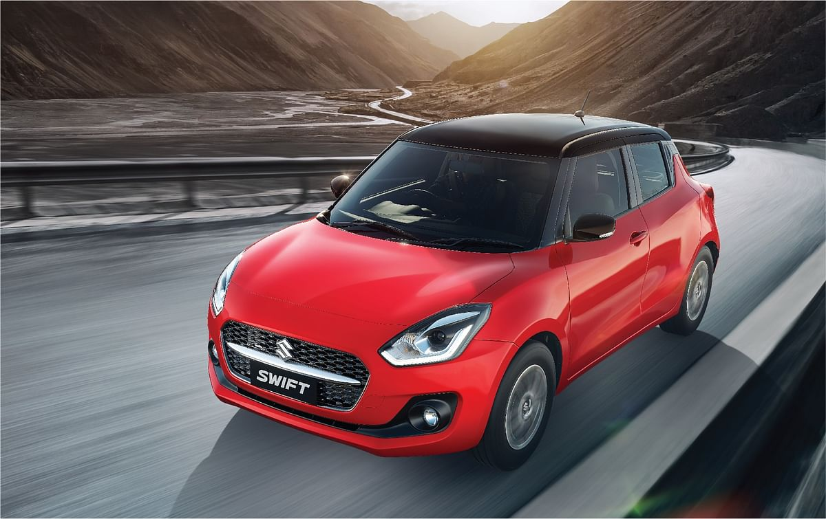 2021 Maruti Suzuki Swift facelift launched at Rs 5.73 lakh