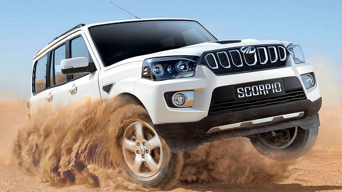 Mahindra Scorpio S3+ launched at Rs 11.99 lakh