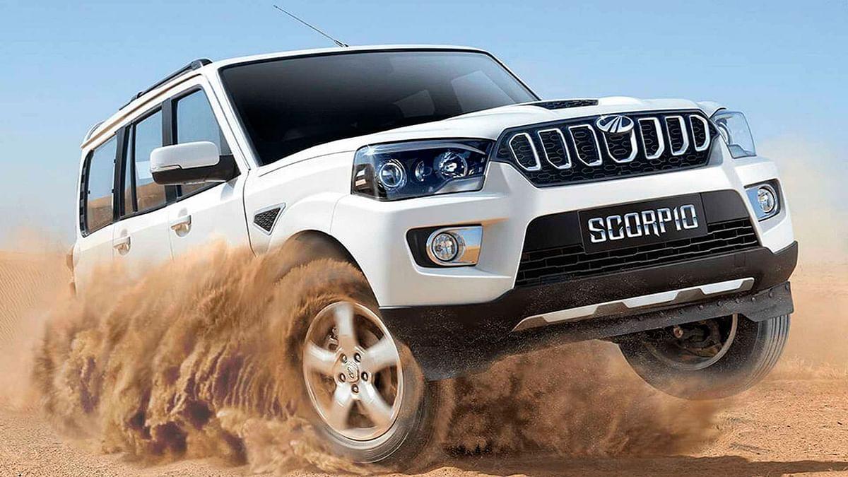 Mahindra Scorpio S3+ launched at Rs 11.99 lakh