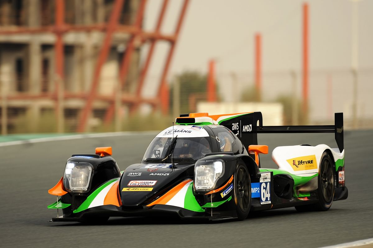 The Oreca07 will will Racing Team India's weapon of choice for the Asian Le Mans series