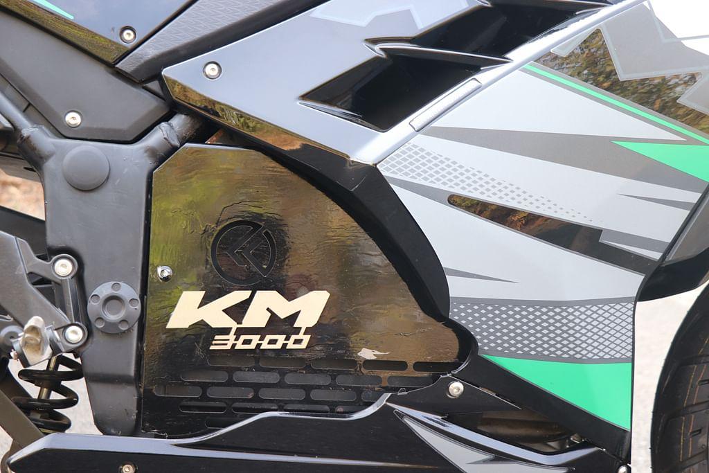 KM4000 battery