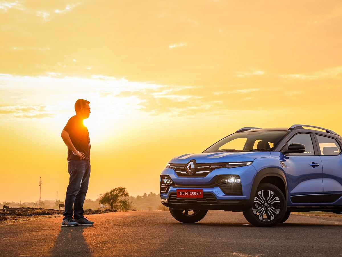 Renault Kiger First Drive Review