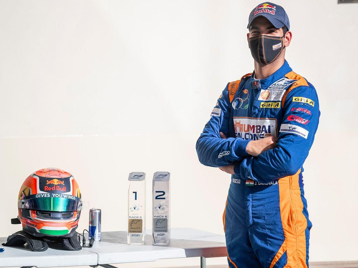 Second Consecutive win nets F3 Asian Championship lead for Jehan Daruvala