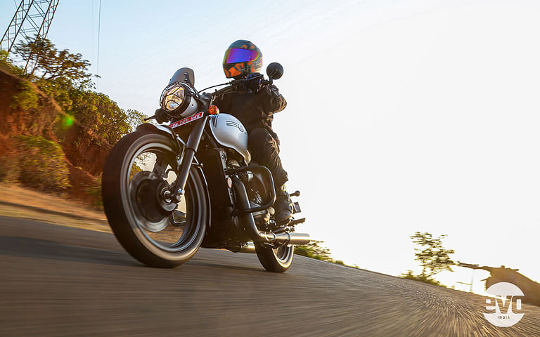 The Forty Two lunges forward with streetfighter-like enthusiasm