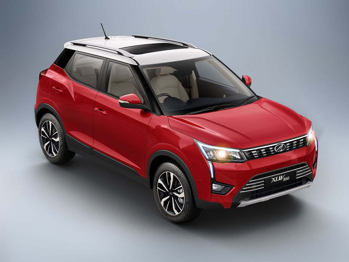 Mahindra launches XUV300 Petrol AutoShift for Rs 9.95 lakh