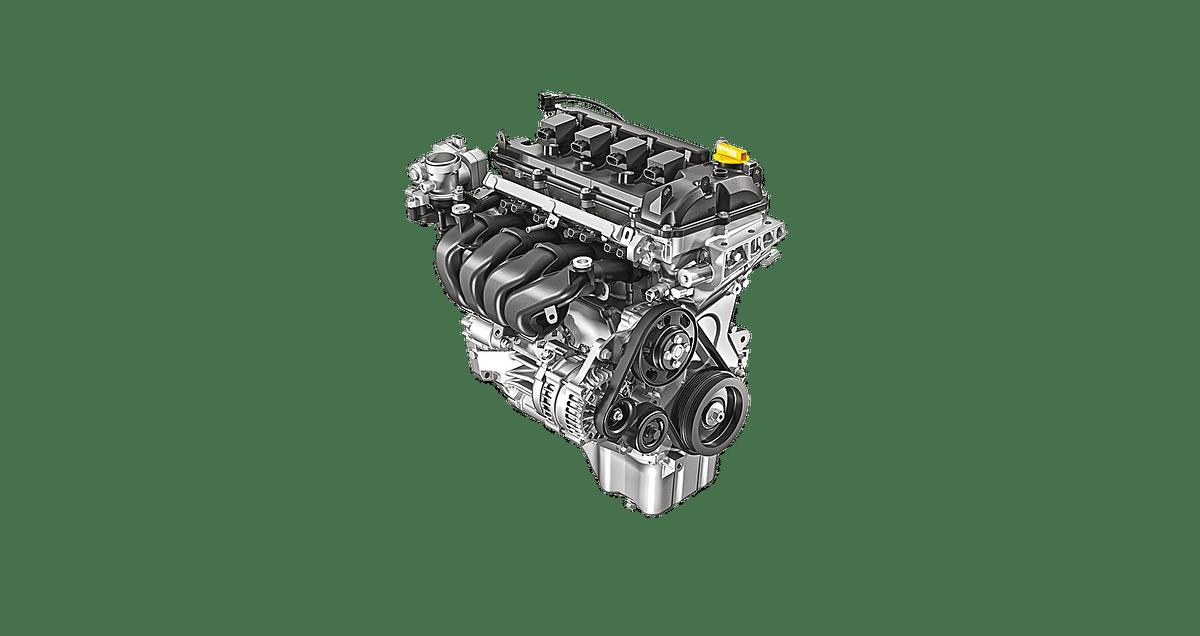 1.2-litre DualJet engine