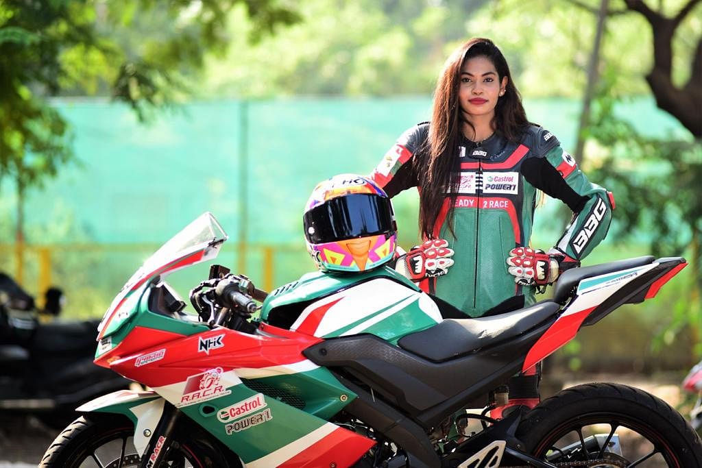 Rehana Reya plans to restart her foray into international racing in the upcoming year