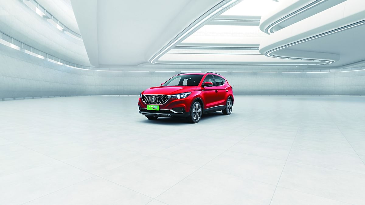 2021 MG ZS EV now offers more range